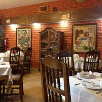 Photo taken at La Siesta Restaurant Bar by Andrea C. on 4/25/2013