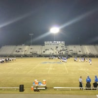 Photo taken at Woodmont High School by Mike C. on 11/7/2014