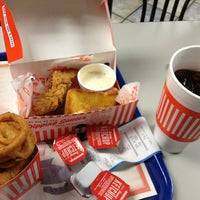 Photo taken at Whataburger by Freddy O. on 2/14/2013