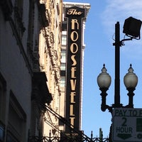 Photo taken at The Roosevelt New Orleans by Joshua G. on 10/18/2012