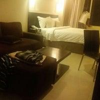 Photo taken at Aston Denpasar Hotel & Convention Center by Heryawan B. on 1/20/2016