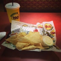 Photo taken at Moe's Southwest Grill by Kyle E. on 5/4/2014