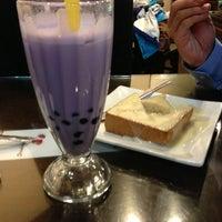 Photo taken at Saint's Alp Teahouse by astami on 3/13/2013