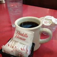 Photo taken at Huddle House by Don L. on 3/23/2013