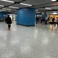 Photo taken at MTR Lam Tin Station by Vincent L. on 11/5/2016