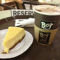 Photo taken at Bo's Coffee Club by Yumi K. on 3/21/2013