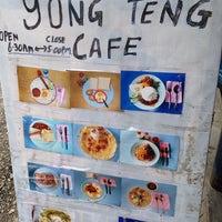 Photo taken at Yong Teng Cafe by Sh F. on 4/19/2014