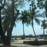 Photo taken at Pattaya Beach by Bell B. on 3/30/2013