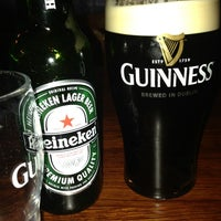 Photo taken at Irish Pub St. Patrick by Eray A. on 1/25/2013