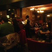 Photo taken at Hurley's Irish Pub by Francis O. on 3/24/2013