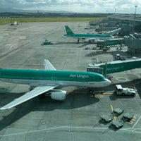 Photo taken at Dublin Airport (DUB) by Hugh _. on 5/14/2013