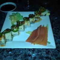 Photo taken at Yosake Downtown Sushi Lounge by Steven B. on 10/5/2013