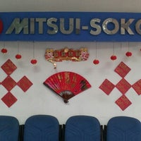 Photo taken at Mitsui-Soko (M) Sdn. Bhd. by Aza A. on 2/4/2013