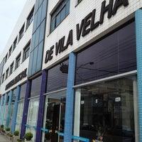 Photo taken at Prefeitura Municipal de Vila Velha by Daniel F. on 2/1/2013
