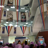 Photo taken at National Library (Perpustakaan Negara) by Noorafizah K. on 5/22/2013