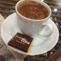 Photo taken at Sıla Cafe by Nurhan K. on 5/9/2013