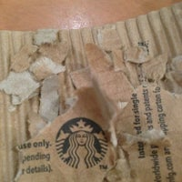 Photo taken at Starbucks by Natasha E. on 1/22/2013
