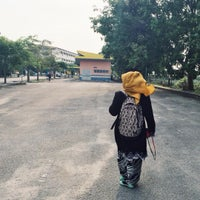 Photo taken at Penang Matriculation College by Adbh A. on 8/18/2015