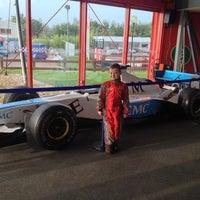 Photo taken at Daytona Karting Circuit by Phil F. on 9/28/2013