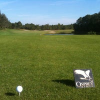 Photo taken at Disney's Osprey Ridge Golf Course by Herb S. on 3/30/2013