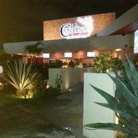 Photo taken at La Cantina de la México by Fernando G. on 1/24/2013