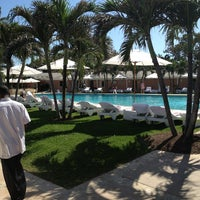 Photo taken at Lyford Cay Club Pool by Natalia A. on 2/13/2013