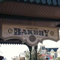 Photo taken at Main Street Bakery (ft Starbucks) by Catie D. on 1/25/2013