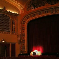 Photo taken at Riviera Theatre & Performing Arts Center by Eric N. on 2/24/2013