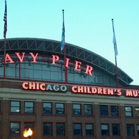 Photo taken at Navy Pier by Cody G. on 5/2/2013
