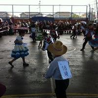 Photo taken at Colegio Altazor by José A. on 9/7/2013