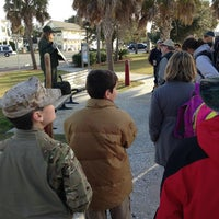 Photo taken at Cumberland Lady (ferry To Cumberland Island) by Robert C. on 2/1/2013