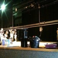Photo taken at Teatro Municipal de Itajaí by Rodrigo A. on 11/10/2012