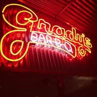 Photo taken at Grady's Bar-B-Q by John Z. on 12/18/2012