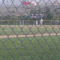 Photo taken at El Cerrito Sports Park by IRENE V. on 6/6/2013