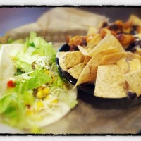 Photo taken at Qdoba Mexican Grill by Rahmet V. on 12/27/2012