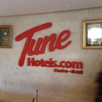 Photo taken at Tune Hotels by Willy A. on 3/8/2014