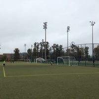 Photo taken at Marymoor Soccer Fields by Peter C. on 11/1/2014