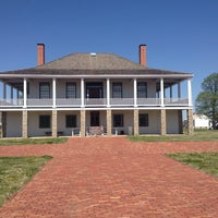 Photo taken at Fort Scott, KS by Vagn H. on 4/22/2014