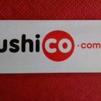 Photo taken at SushiCo by Bahadır on 4/26/2013