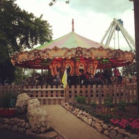 Photo taken at Santa's Village Azoosment Park by Amisha S. on 6/10/2013