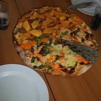 Photo taken at Master Pizza by ChrisTiano F. on 3/24/2014