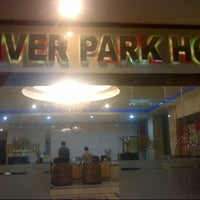 Photo taken at River Park Hotel by Pahlawan Autobot Second Hand on 9/11/2013