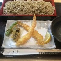 Photo taken at 手打祐天寺 卯月 by Hisatoshi M. on 9/3/2016