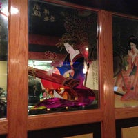 Photo taken at UMI Japanese Steakhouse by Michelle H. on 5/25/2013