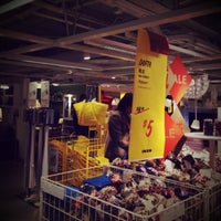 Photo taken at Ikea by Kenneth L. on 1/10/2013