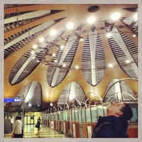 Photo taken at Terminal D by Soloveykena on 11/4/2013