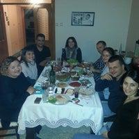Photo taken at Dikmen Köy Kıraathane by Betül on 3/22/2014