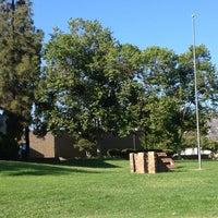 Photo taken at Kennedy Park & Community Center by Dymphna on 6/15/2013