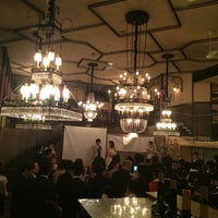 Photo taken at Cafe La Bohéme 白金 by Sayo K. on 4/5/2015
