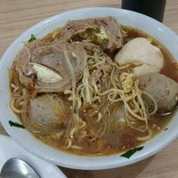 Photo taken at Bakso Jawir Tanjung Duren by Andy F. on 6/12/2015